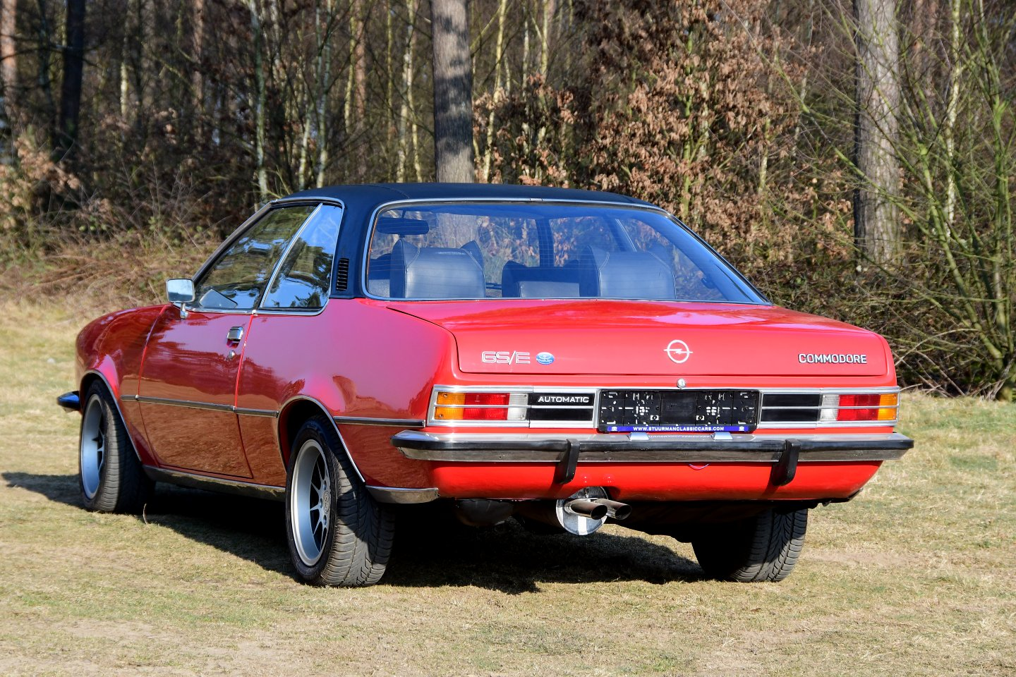 1973 Opel Commodore B 28 Gse Coupe Stuurman Classic And Special Cars Manta Interior Opel1c