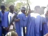 HERDSMEN DANCED IN ROBES AFTER THE KILLINGS OF CATHOLIC BENUE PRIEST