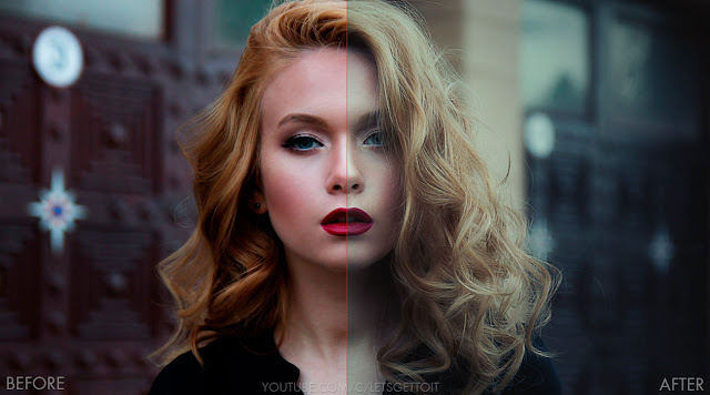 Add an Awesome Dramatic Color Effect in Photoshop