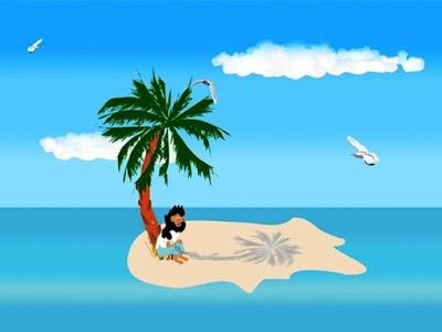 Τι θα έκαναν τα ζώδια αν ναυαγούσαν σε ένα ερημικό νησί;