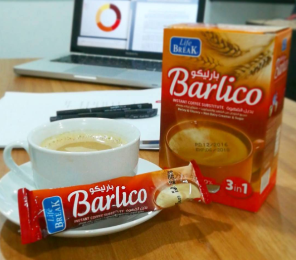 Barlico: It's time to switch to a healthy coffee substitute