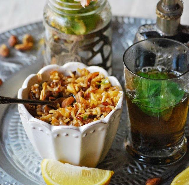 arroz marroquí