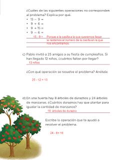 Respuestas Apoyo Primaria Desafíos Matemáticos 2do Grado Bloque 2 Lección 22 ¿Qué debo hacer?