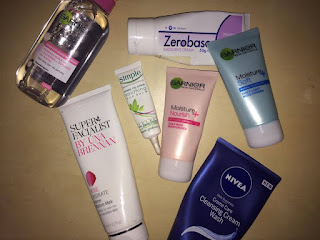 Daily Cleansers and Moisturisers