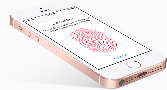 Apple iPhone SE 3.5 Inch Touchscreens with Touch ID
