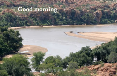 Good morning nature images Free download - limpopo river