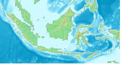 Letak Strategis Indonesia