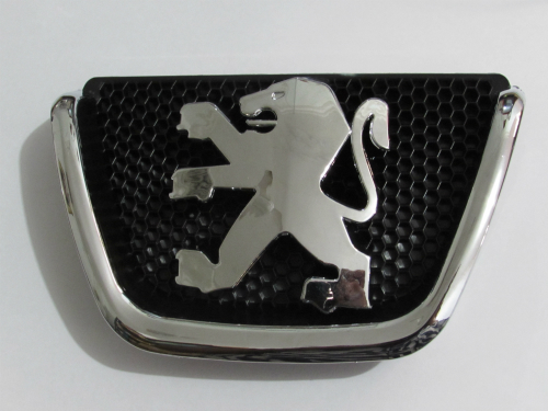 Emblem Depan Logo Peugeot 206 Model Baru