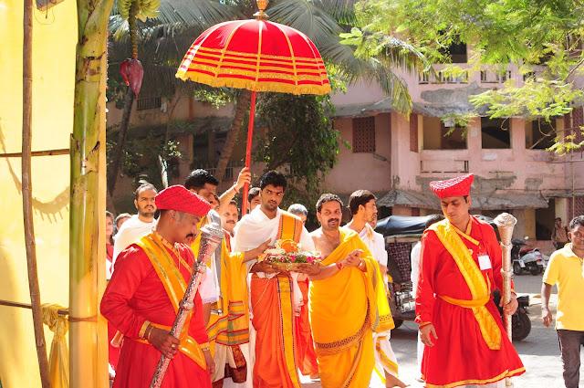 Renuka-mata-procession