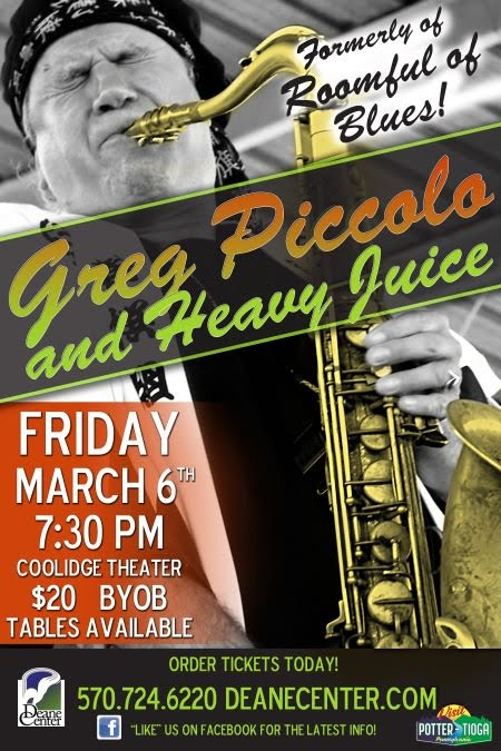 3-6 Greg Piccola & Heavy Juice