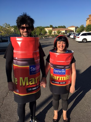 Costumes Made with Vinyl Banners | Banners.com