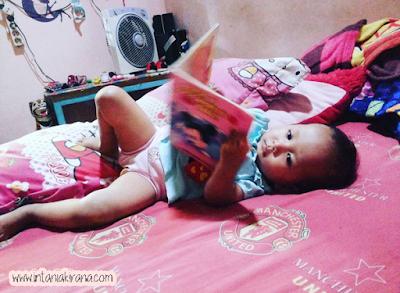 Anak dan Kebiasaan Orang Tua