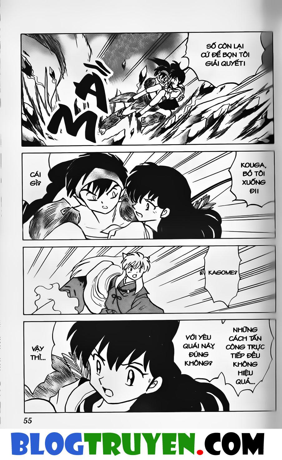 Inuyasha vol 35.3 trang 16