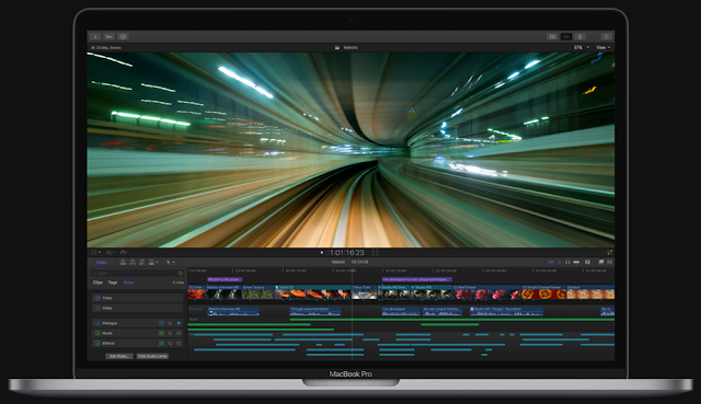 Apple Final Cut Pro X picture