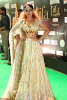 Apoorva Spicy Pics in Cream Deep Neck Choli Ghagra WOW at IIFA Utsavam Awards 2017 110.JPG