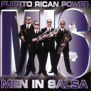 MEN IN SALSA - PUERTO RICAN POWER (2000)