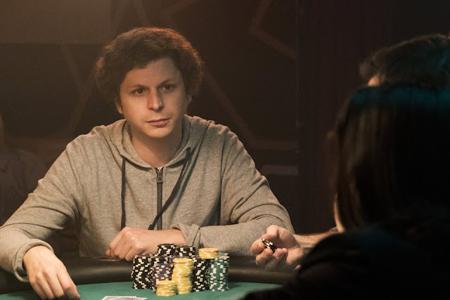 Le Player X (Michael Cera) dans Le Grand Jeu