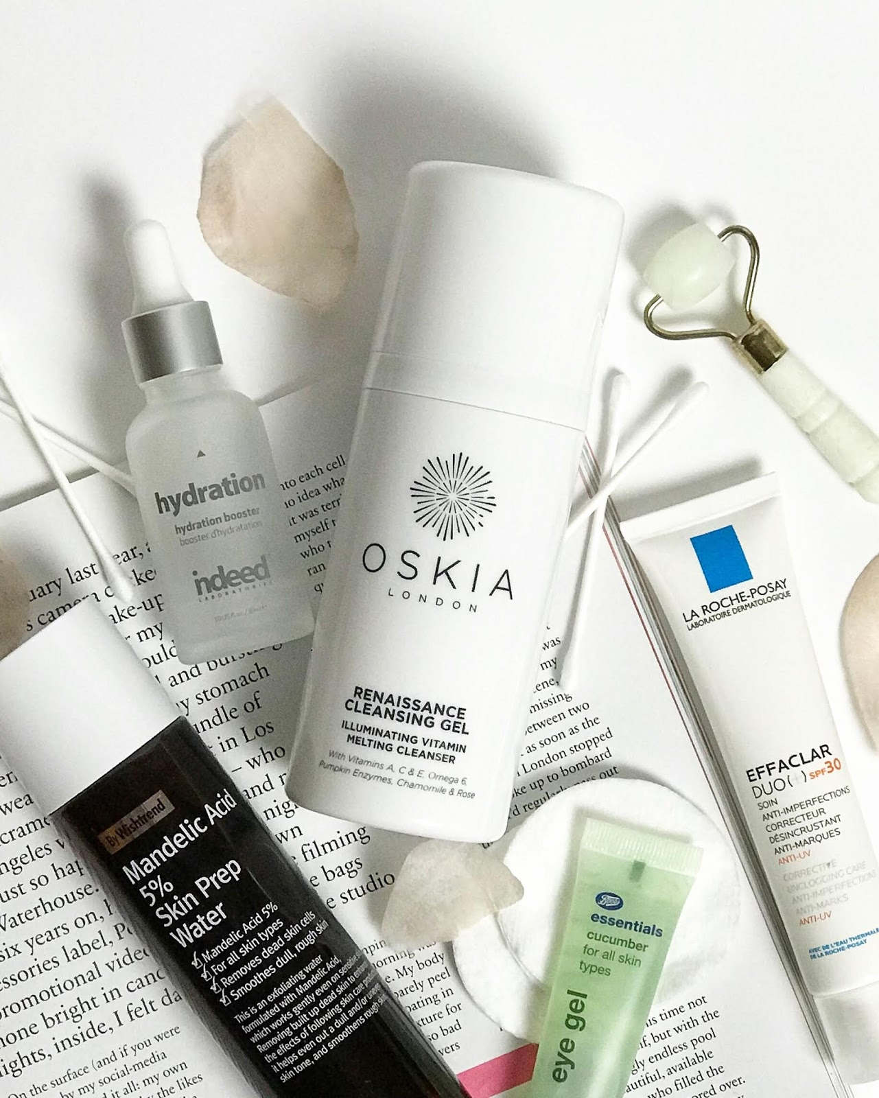 The Perfect Morning Routine For Combination Skin Blog Post