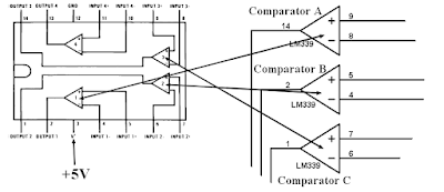 BLDC motor with LM339 comparator PIC18F4550