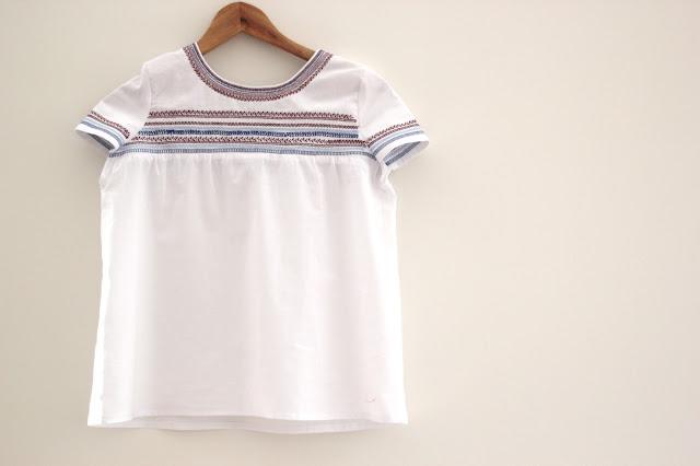 diy tutorial patrones gratis camiseta blusa camisa