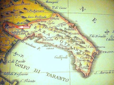 Bari Cartina Geografica.Sfatiamo Gli Errati Luoghi Comuni Taranto E Salento Museo Spartano Taranto