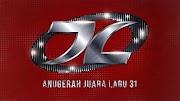 Keputusan Anugerah Juara Lagu ke 31 (AJL31)