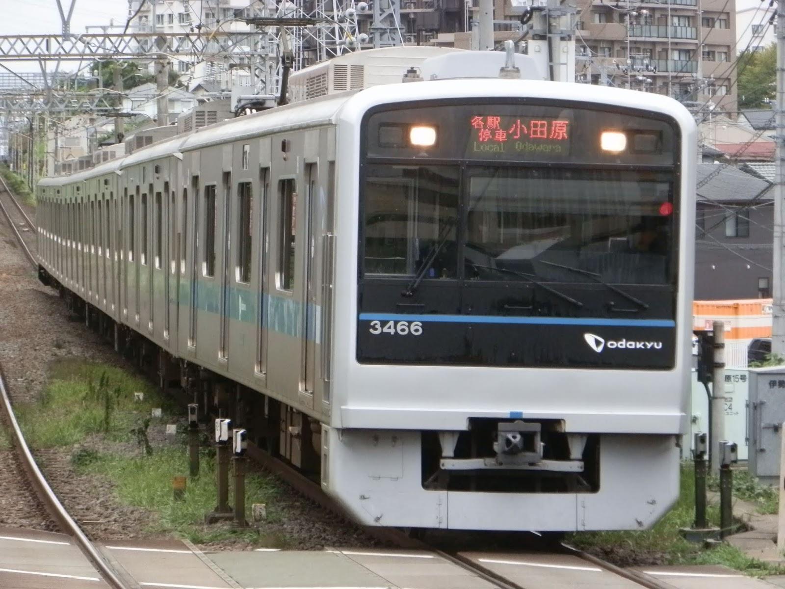 小田急 線 計画 運休