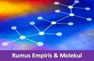 Contoh Soal Rumus Empiris dan Rumus Molekul Beserta Jawabannya