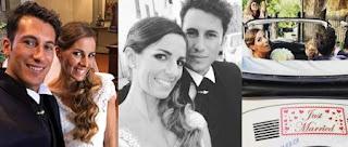 Pietro Titone e Ilaria Natali si sono sposati