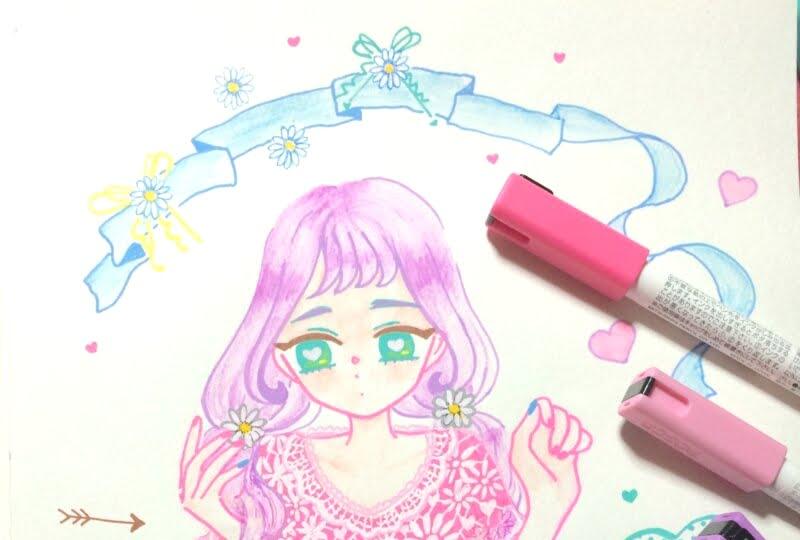 【アナログイラスト】絵を描く対象物まとめ。キャンバス、紙、木etc...