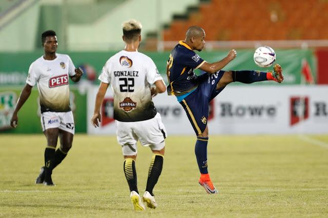 Club Atlético Pantoja cae ante Moca FC