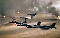 حرب الخليج (1991) - (اطراف - اسباب - احداث - نتائج)