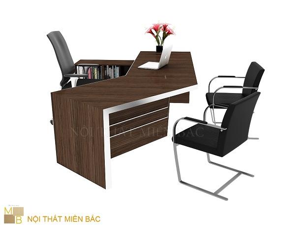 Lựa chọn bàn giám đốc hài hòa với không gian