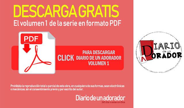 Descarga gratis Diario de un adorador volumen 1