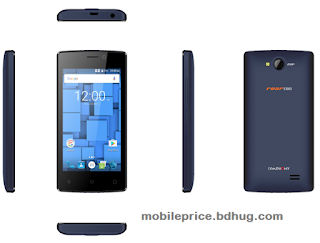 Symphony Roar E80 Feature, Specification, Price In Bangladesh