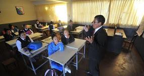 55 colegios reiniciaron clases luego de suspensión por seguidilla de sismos en Matucana - Huarochirí - UGEL 15