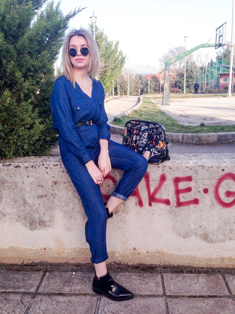7 Overalls - Priestess of style