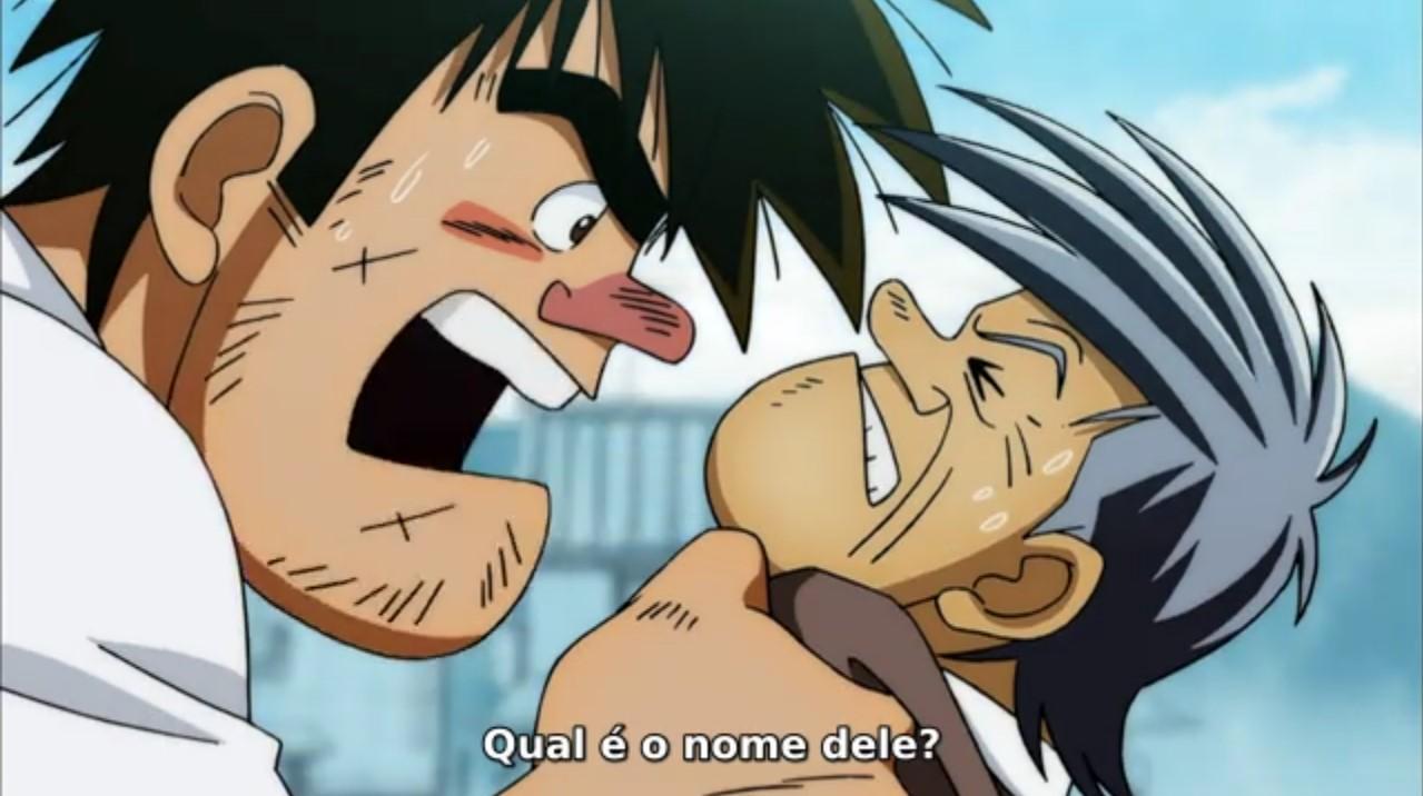 Abarenbou Kishi!! Matsutarou: Episódio 03 – Matsutaro Persevera
