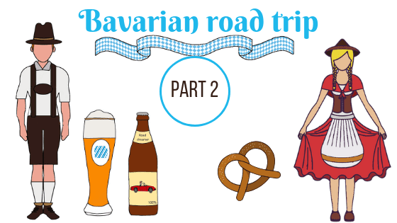 road trip bavarian beer