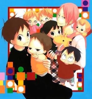 الحلقة 1 من انمي Gakuen Babysitters مترجم عدة روابط