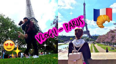 Vlog #1 Parijs