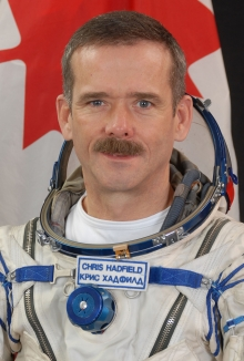 Chris Austin Hadfield (29 August, 1959)