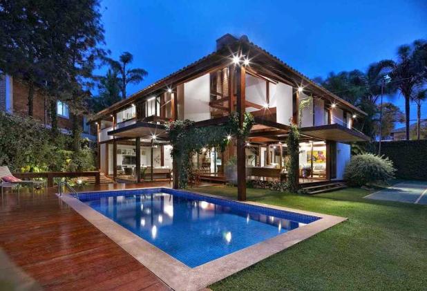 Desain Rumah Yang Trend Di Tahun 2016