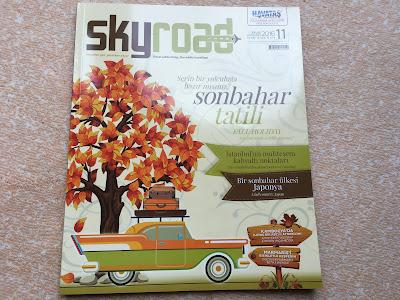 Sky Road dergisi