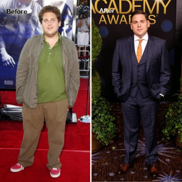 Jonah Hill Weight Loss Before And After Reading A Word