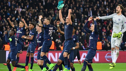 Lần thứ 3, PSG giành giải vô địch ở cúp Liên đoàn Pháp.