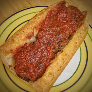 eggplant meatball sub recipe, vegan meatball sub, vegan recipes, vegan cooking,