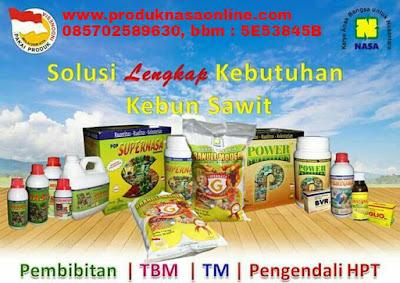 produk nasa untuk sawit