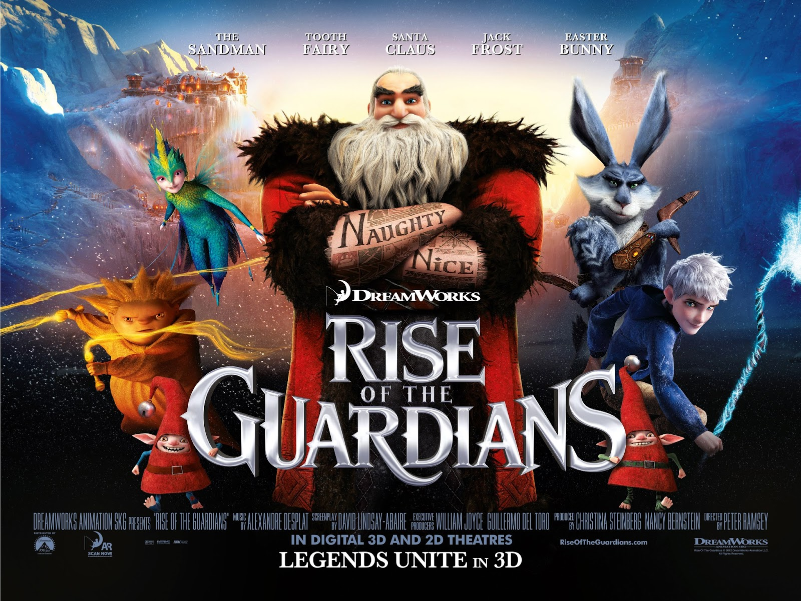 Rise Of The Guardians 2012 Niazimovies Blogspot Com Watch
