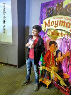 noel comia with moymoy lulumboy book 5